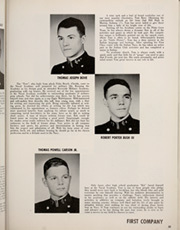 Page 37, 1965 Edition, United States Naval Academy - Lucky Bag Yearbook (Annapolis, MD) online yearbook collection