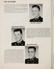 Page 38, 1965 Edition, United States Naval Academy - Lucky Bag Yearbook (Annapolis, MD) online yearbook collection