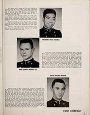 Page 39, 1965 Edition, United States Naval Academy - Lucky Bag Yearbook (Annapolis, MD) online yearbook collection