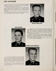 Page 42, 1965 Edition, United States Naval Academy - Lucky Bag Yearbook (Annapolis, MD) online yearbook collection