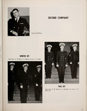 Page 43, 1965 Edition, United States Naval Academy - Lucky Bag Yearbook (Annapolis, MD) online yearbook collection