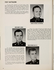 Page 44, 1965 Edition, United States Naval Academy - Lucky Bag Yearbook (Annapolis, MD) online yearbook collection