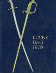 1979 Edition, United States Naval Academy - Lucky Bag Yearbook (Annapolis, MD)