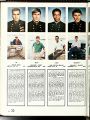Page 198, 1981 Edition, United States Naval Academy - Lucky Bag Yearbook (Annapolis, MD) online yearbook collection