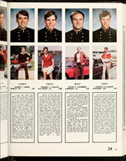 Page 207, 1981 Edition, United States Naval Academy - Lucky Bag Yearbook (Annapolis, MD) online yearbook collection