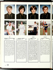 Page 208, 1981 Edition, United States Naval Academy - Lucky Bag Yearbook (Annapolis, MD) online yearbook collection