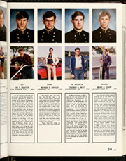 Page 209, 1981 Edition, United States Naval Academy - Lucky Bag Yearbook (Annapolis, MD) online yearbook collection