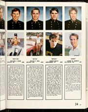 Page 211, 1981 Edition, United States Naval Academy - Lucky Bag Yearbook (Annapolis, MD) online yearbook collection
