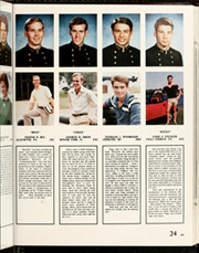 Page 213, 1981 Edition, United States Naval Academy - Lucky Bag Yearbook (Annapolis, MD) online yearbook collection