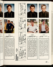 Page 215, 1981 Edition, United States Naval Academy - Lucky Bag Yearbook (Annapolis, MD) online yearbook collection