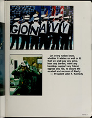 Page 15, 1983 Edition, United States Naval Academy - Lucky Bag Yearbook (Annapolis, MD) online yearbook collection