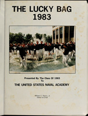 Page 5, 1983 Edition, United States Naval Academy - Lucky Bag Yearbook (Annapolis, MD) online yearbook collection