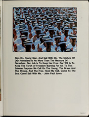 Page 9, 1983 Edition, United States Naval Academy - Lucky Bag Yearbook (Annapolis, MD) online yearbook collection