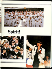 Page 29, 1984 Edition, United States Naval Academy - Lucky Bag Yearbook (Annapolis, MD) online yearbook collection