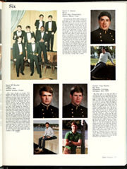 Page 317, 1984 Edition, United States Naval Academy - Lucky Bag Yearbook (Annapolis, MD) online yearbook collection