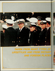 Page 10, 1985 Edition, United States Naval Academy - Lucky Bag Yearbook (Annapolis, MD) online yearbook collection