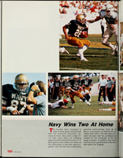 Page 162, 1985 Edition, United States Naval Academy - Lucky Bag Yearbook (Annapolis, MD) online yearbook collection
