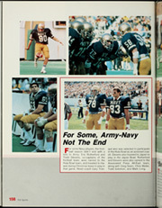 Page 168, 1985 Edition, United States Naval Academy - Lucky Bag Yearbook (Annapolis, MD) online yearbook collection