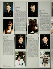 Page 432, 1985 Edition, United States Naval Academy - Lucky Bag Yearbook (Annapolis, MD) online yearbook collection