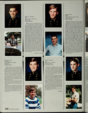 Page 436, 1985 Edition, United States Naval Academy - Lucky Bag Yearbook (Annapolis, MD) online yearbook collection