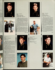 Page 437, 1985 Edition, United States Naval Academy - Lucky Bag Yearbook (Annapolis, MD) online yearbook collection