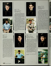 Page 438, 1985 Edition, United States Naval Academy - Lucky Bag Yearbook (Annapolis, MD) online yearbook collection