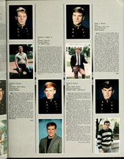 Page 439, 1985 Edition, United States Naval Academy - Lucky Bag Yearbook (Annapolis, MD) online yearbook collection