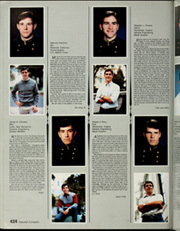 Page 440, 1985 Edition, United States Naval Academy - Lucky Bag Yearbook (Annapolis, MD) online yearbook collection