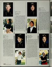 Page 446, 1985 Edition, United States Naval Academy - Lucky Bag Yearbook (Annapolis, MD) online yearbook collection