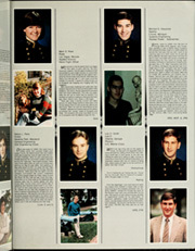 Page 449, 1985 Edition, United States Naval Academy - Lucky Bag Yearbook (Annapolis, MD) online yearbook collection