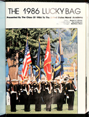 Page 5, 1986 Edition, United States Naval Academy - Lucky Bag Yearbook (Annapolis, MD) online yearbook collection