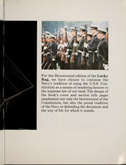 Page 13, 1987 Edition, United States Naval Academy - Lucky Bag Yearbook (Annapolis, MD) online yearbook collection