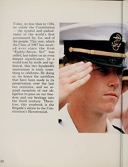 Page 14, 1987 Edition, United States Naval Academy - Lucky Bag Yearbook (Annapolis, MD) online yearbook collection