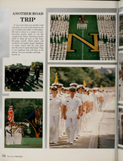 Page 58, 1987 Edition, United States Naval Academy - Lucky Bag Yearbook (Annapolis, MD) online yearbook collection