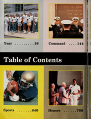 Page 6, 1987 Edition, United States Naval Academy - Lucky Bag Yearbook (Annapolis, MD) online yearbook collection