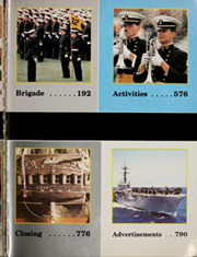 Page 7, 1987 Edition, United States Naval Academy - Lucky Bag Yearbook (Annapolis, MD) online yearbook collection
