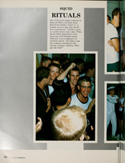 Page 70, 1987 Edition, United States Naval Academy - Lucky Bag Yearbook (Annapolis, MD) online yearbook collection