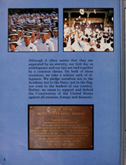 Page 8, 1987 Edition, United States Naval Academy - Lucky Bag Yearbook (Annapolis, MD) online yearbook collection