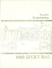 1988 Edition, United States Naval Academy - Lucky Bag Yearbook (Annapolis, MD)
