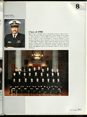 Page 245, 1988 Edition, United States Naval Academy - Lucky Bag Yearbook (Annapolis, MD) online yearbook collection