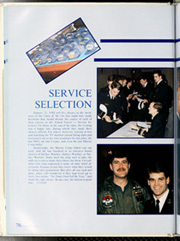 Page 74, 1988 Edition, United States Naval Academy - Lucky Bag Yearbook (Annapolis, MD) online yearbook collection