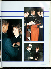 Page 75, 1988 Edition, United States Naval Academy - Lucky Bag Yearbook (Annapolis, MD) online yearbook collection