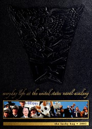 2005 Edition, United States Naval Academy - Lucky Bag Yearbook (Annapolis, MD)