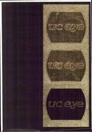 1967 Edition, University of California Irvine - Cortex Yearbook (Irvine, CA)