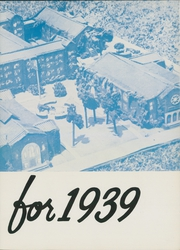 Page 7, 1939 Edition, Chapman University - Ceer Yearbook (Orange, CA) online yearbook collection