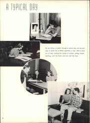 Page 12, 1956 Edition, Biola University - Biolan Yearbook (La Mirada, CA) online yearbook collection