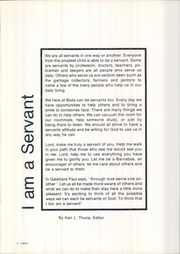Page 8, 1981 Edition, Biola University - Biolan Yearbook (La Mirada, CA) online yearbook collection