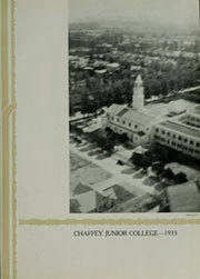 Page 11, 1933 Edition, Chaffey College - Argus Yearbook (Rancho Cucamonga, CA) online yearbook collection
