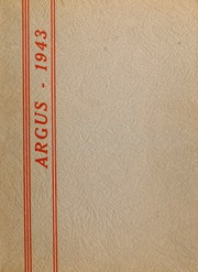 1943 Edition, Chaffey College - Argus Yearbook (Rancho Cucamonga, CA)