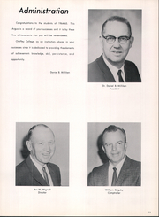 Page 15, 1965 Edition, Chaffey College - Argus Yearbook (Rancho Cucamonga, CA) online yearbook collection